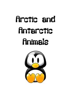Arctic and Antarctic Animals Unit