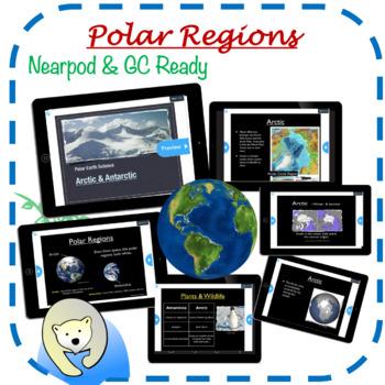 Arctic and Antarctic Lesson
