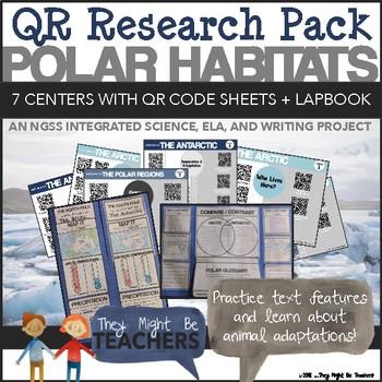 Arctic and Antarctic Research Pack