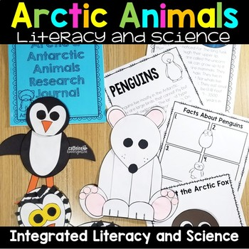 Arctic and and Antarctic Animal Research Unit - Journal Crafts and Books