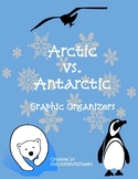 Arctic vs. Antarctic Comparative Graphic Organizers