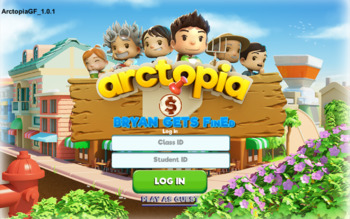 Arctopia: Bryan Gets FinEd (Financial Literacy)
