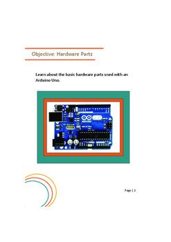 Arduino Basics: Hardware Book