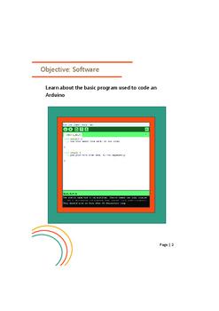 Arduino Basics: Software Book