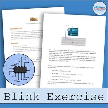 Arduino Blink Exercise & Worksheet S3