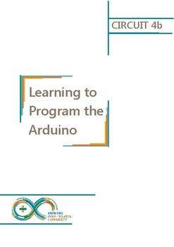 Arduino Book 4B  Directions