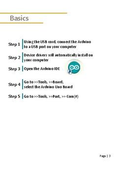 Arduino Book 4C Directions