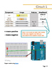 Arduino Circuit One Book Directions
