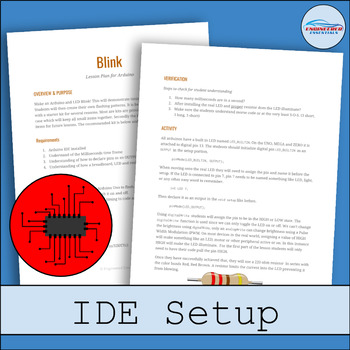 Arduino IDE Set Up & Install S1