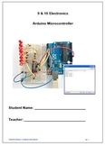 Arduino - Yr 7 & 8 Technology, 9 & 10 Electronics, Design & Technology