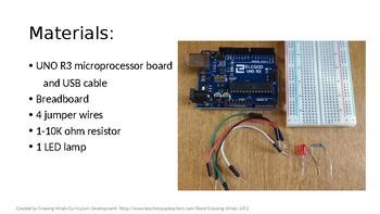 Arduino STEM Circuit LED Activity + Extension!