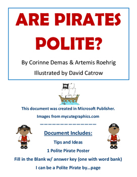 Are Pirates Polite?