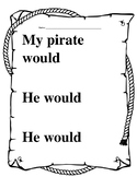 Are Pirates Polite Writing Activity