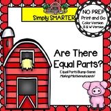 NO PREP Farm Themed Equal Parts Bump Game