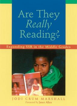 Are They Really Reading - Expanding SSR in the Middle Grades