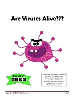Are Viruses Alive???