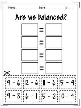 Are We Balanced?