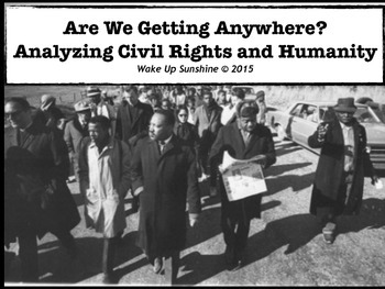Are We Getting Anywhere? Analyzing Civil Rights and Humanity