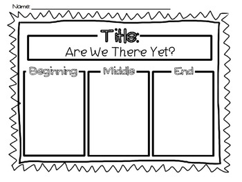 Are We There Yet?     By Dan Santat   44 pgs of Common Core Activities.