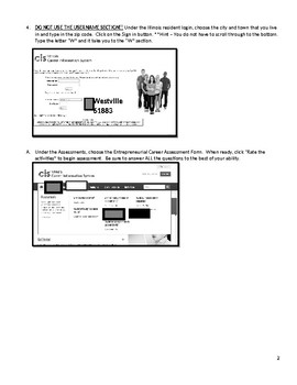 Are You An Entrepreneur? Handout - Intro to Business Ch. 5