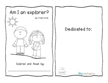 Are You An Explorer?
