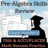 College Readiness Pre-Algebra Skills