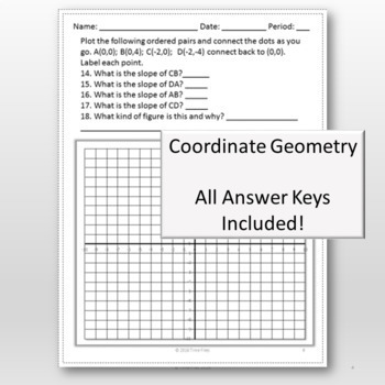 Are You College Ready? Packet 6 - More Geometry {TSI/ACCUPLACER}