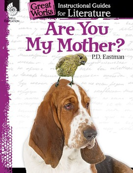 Are You My Mother?: An Instructional Guide for Literature (Physical book)