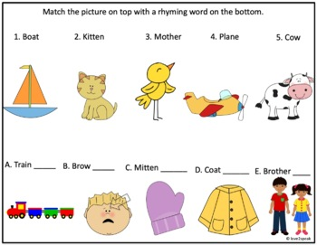Are You My Mother? By P.D. Eastman Book Companion - Pics, Rhyming, Sequencing