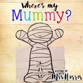 Where's My Mummy? Flipbook