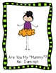 Are You My Mummy {Reading and Writing Activities}