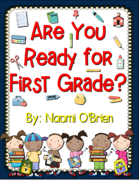 Are You Ready For First Grade Game Shows (4)