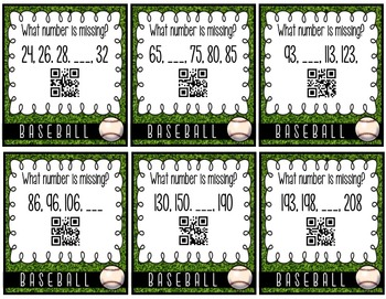 Are You Ready For Some MATH BALL? Review Game with QR Codes!