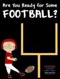 Are You Ready for Some Football? - 4th Grade Math
