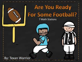 Are You Ready for Some Football? Math Edition