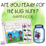 Are You Ready for a Bug Hunt? Adapted Books