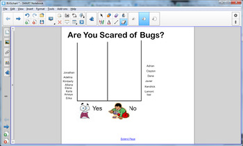 Are You Scared of Bugs?