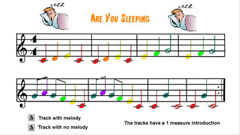Are You Sleeping (Boomwhacker)