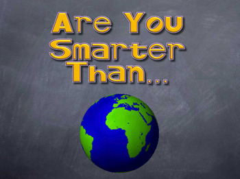 Are You Smarter Than Game