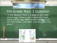 Are You Smarter Than a 5th Grader - 5th Grade Science Review