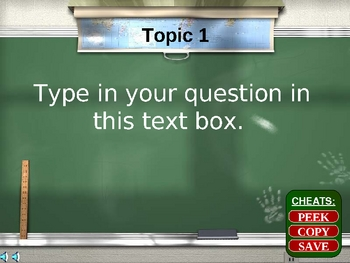Are You Smarter Than a Fifth Grader PowerPoint Template