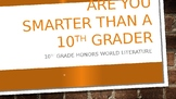 Are You Smarter than a 10th Grader Volume 2