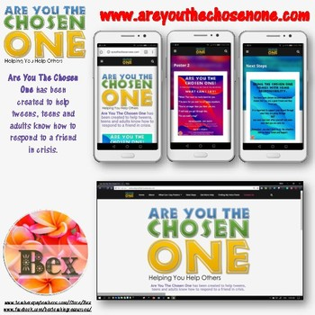 Are You The Chosen One - Helping You Help Others