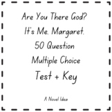 Are You There God? It's Me. Margaret. Test (50 Questions M