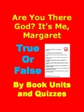 Are You There God? It's Me, Margaret by Judy Blume Chapter