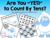 "Are You ""YETI"" to Count By Tens? (Skip Counting & Sequenci"