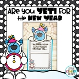 Are You Yeti for the New Year Craft & Writing