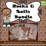 Rocks and Soils (Physical Properties Task Cards Included)
