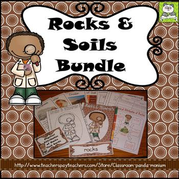 Rocks and Minerals Bundle (Physical Properties Task Cards