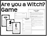 Are You a Witch? Game